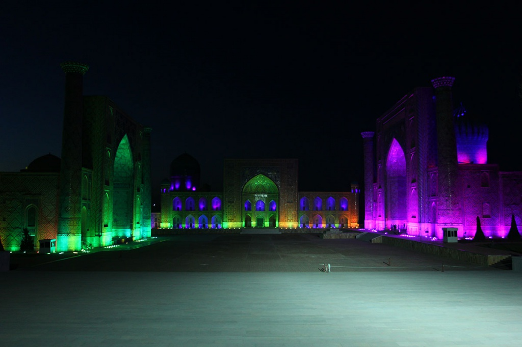 National Geographic includes Samarkand and Bukhara to Top-10 travel destinations