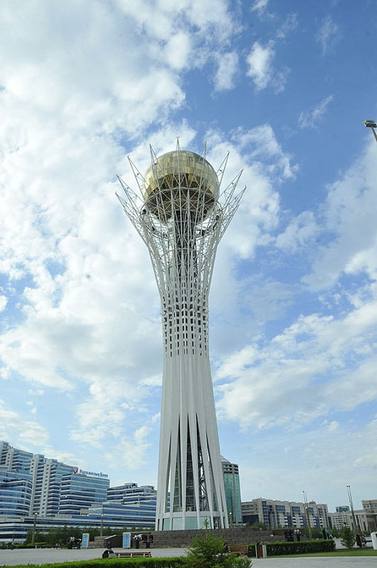 Bayterek Tower, Astana