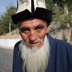 Faces of Kyrgyzstan